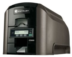 Datacard CD800 Printer, Simplex