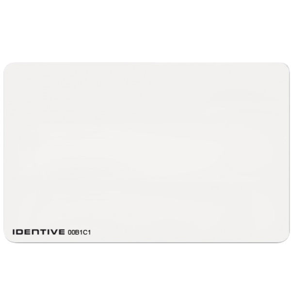 ISO Composite Proximity Card