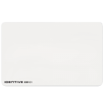 ISO composite proximity card with magnetic stripe card