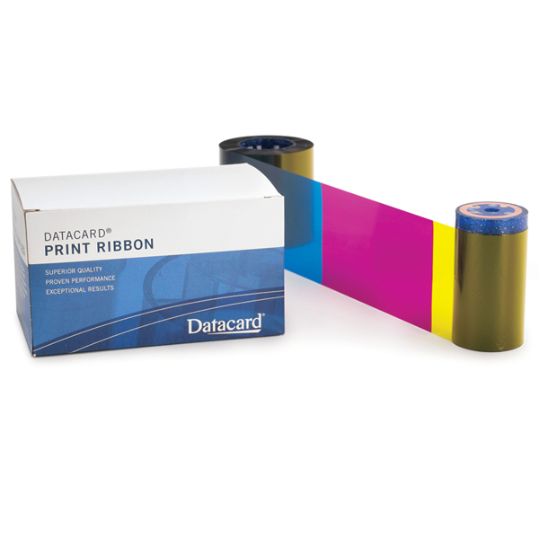 SD360 / SD460 Color Ribbon, YMCKT (Qty Yield: 250)