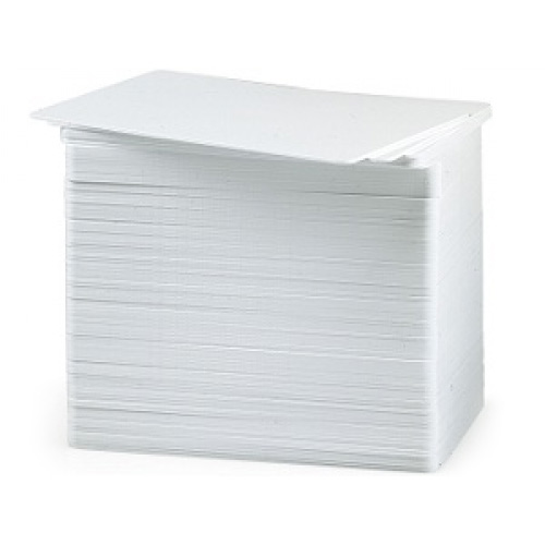 500 blank white cards