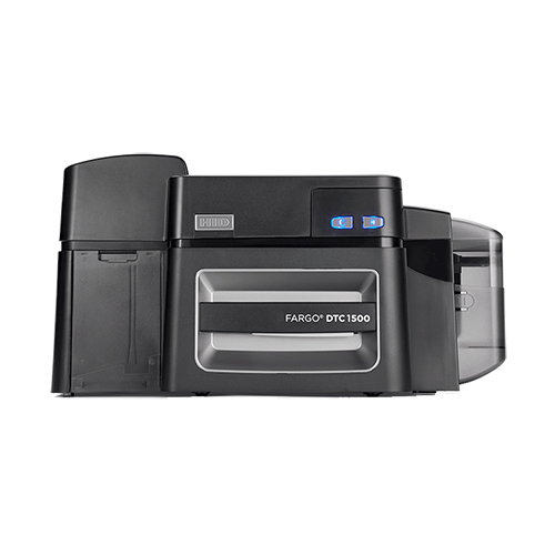 Fargo Id Printer,  DTC1500, Single Sided, USB